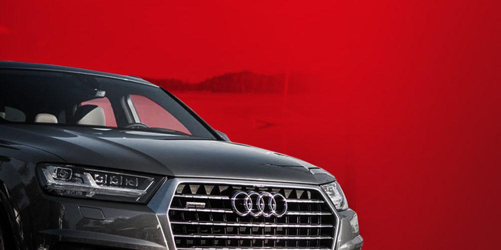 Audi Q7 Premiere mit Wolfgang Lippert
